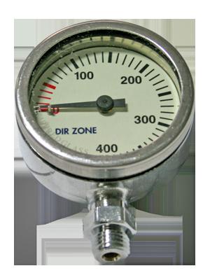 DIR ZONE Finimeter SPG52 320bar