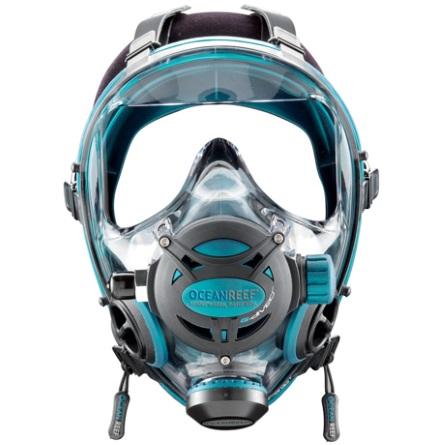 Ocean Reef G.Divers Vollgesichtsmaske inkl. 1. Stufe