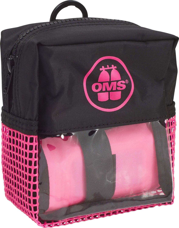 OMS Safety Set Spool und Boje (pink)