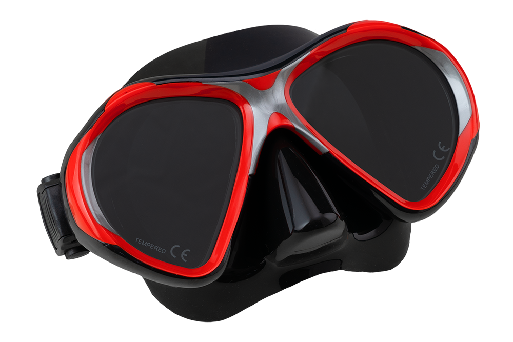 Scubaforce Maske Vision II