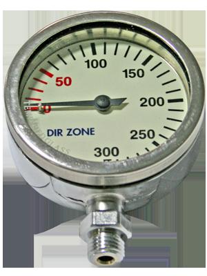 DIR ZONE Finimeter SPG52 240bar