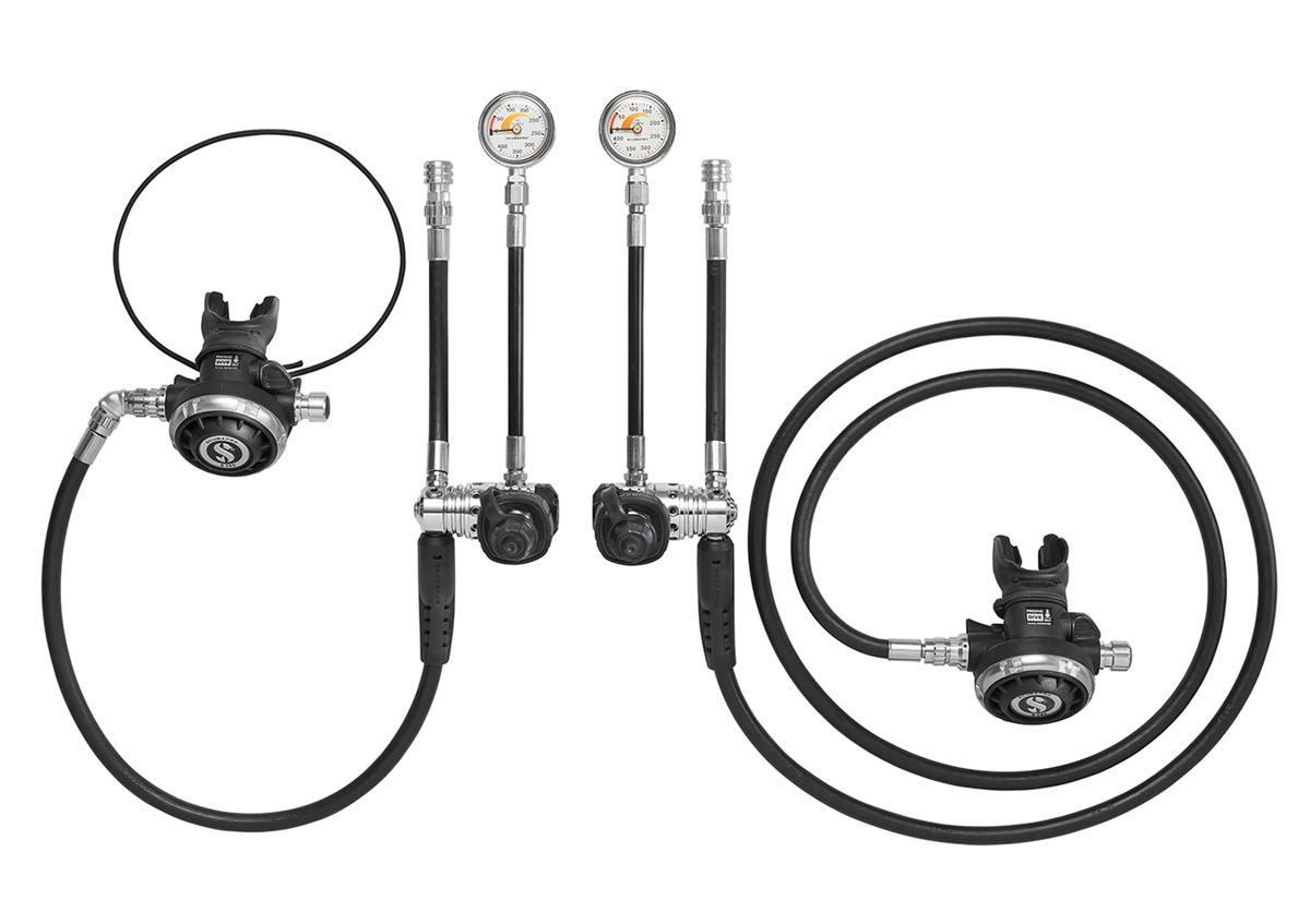 Scubapro Sidemountset MK25/G260