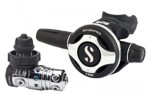 Scubapro MK25 EVO mit S600