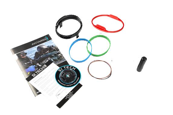 SiTech Antares QCS Oval Umbau-Kit
