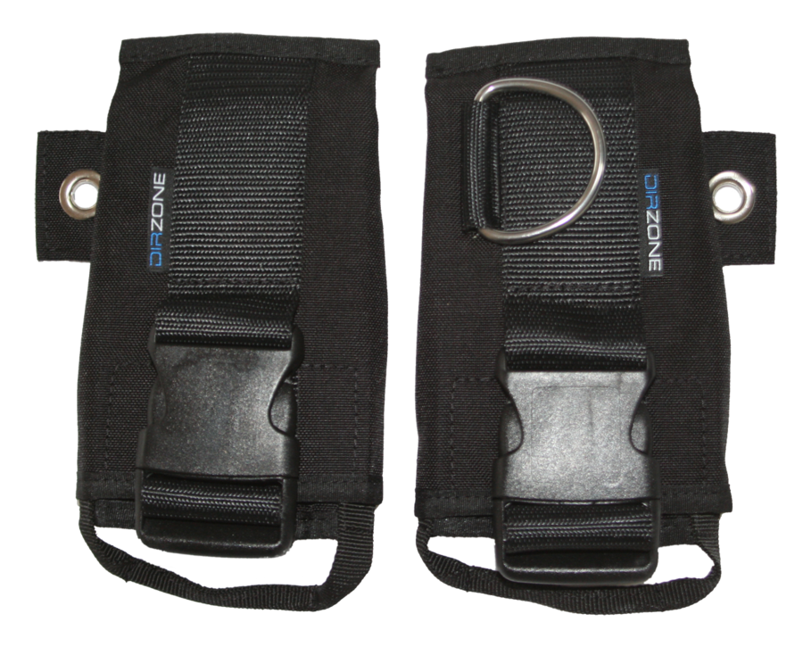 DIR ZONE Bleitaschen (4KG oder 6 KG)