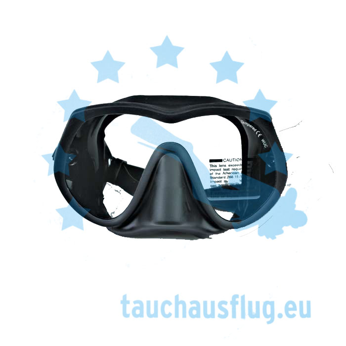 OMS Tattoo Maske A (asian) Ultra Clear lens