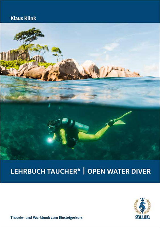 s.u.b. Lehrbuch CMAS* Open Water Diver