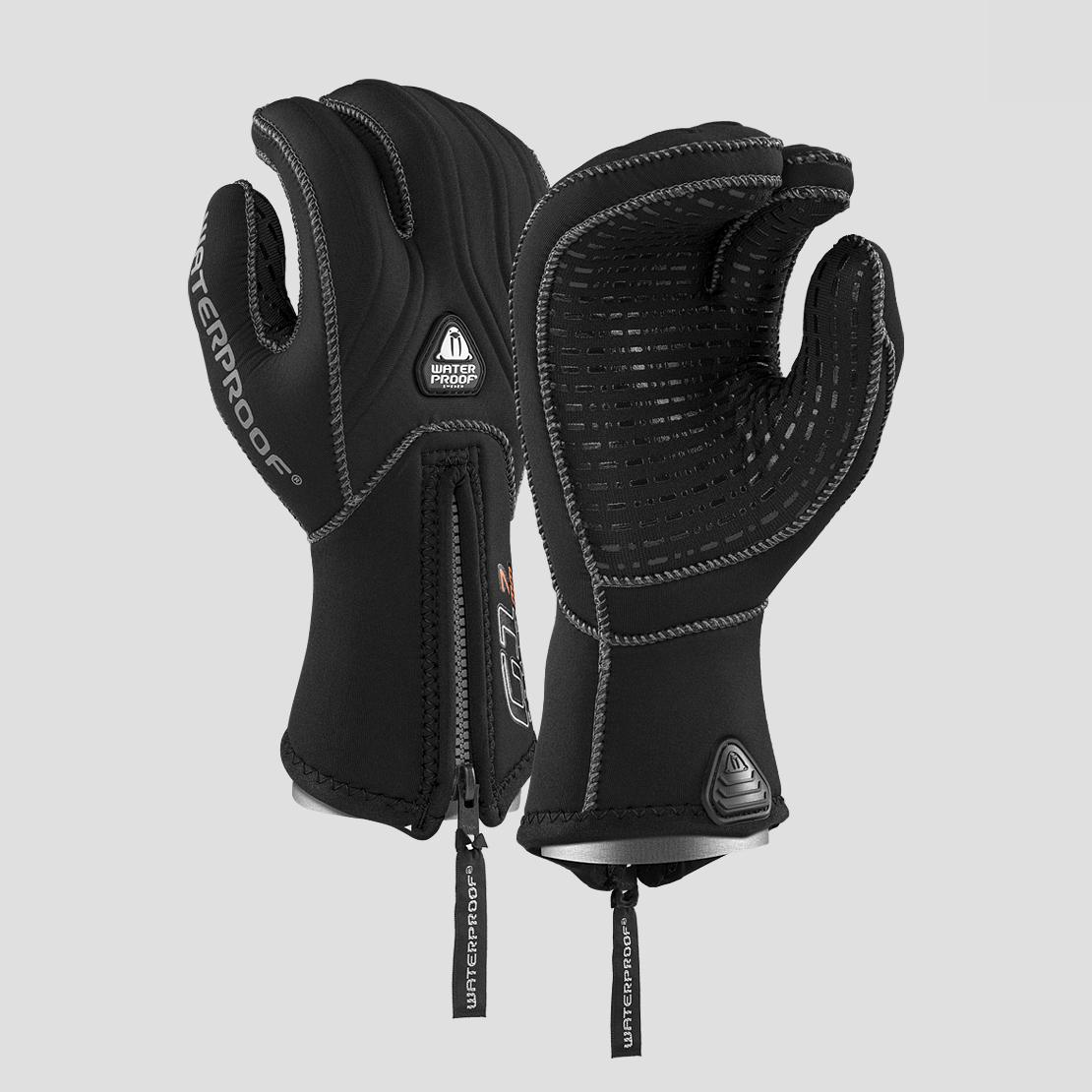 Waterproof G1 3-Fingerhandschuh 7mm Polar Evoluted