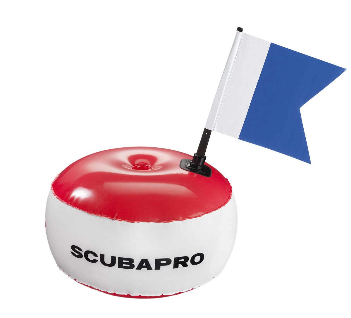 Scubapro Signalboje mit Alphaflagge