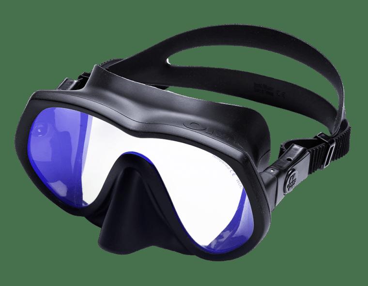 OMS Tattoo Maske W(western) UV Protection lens