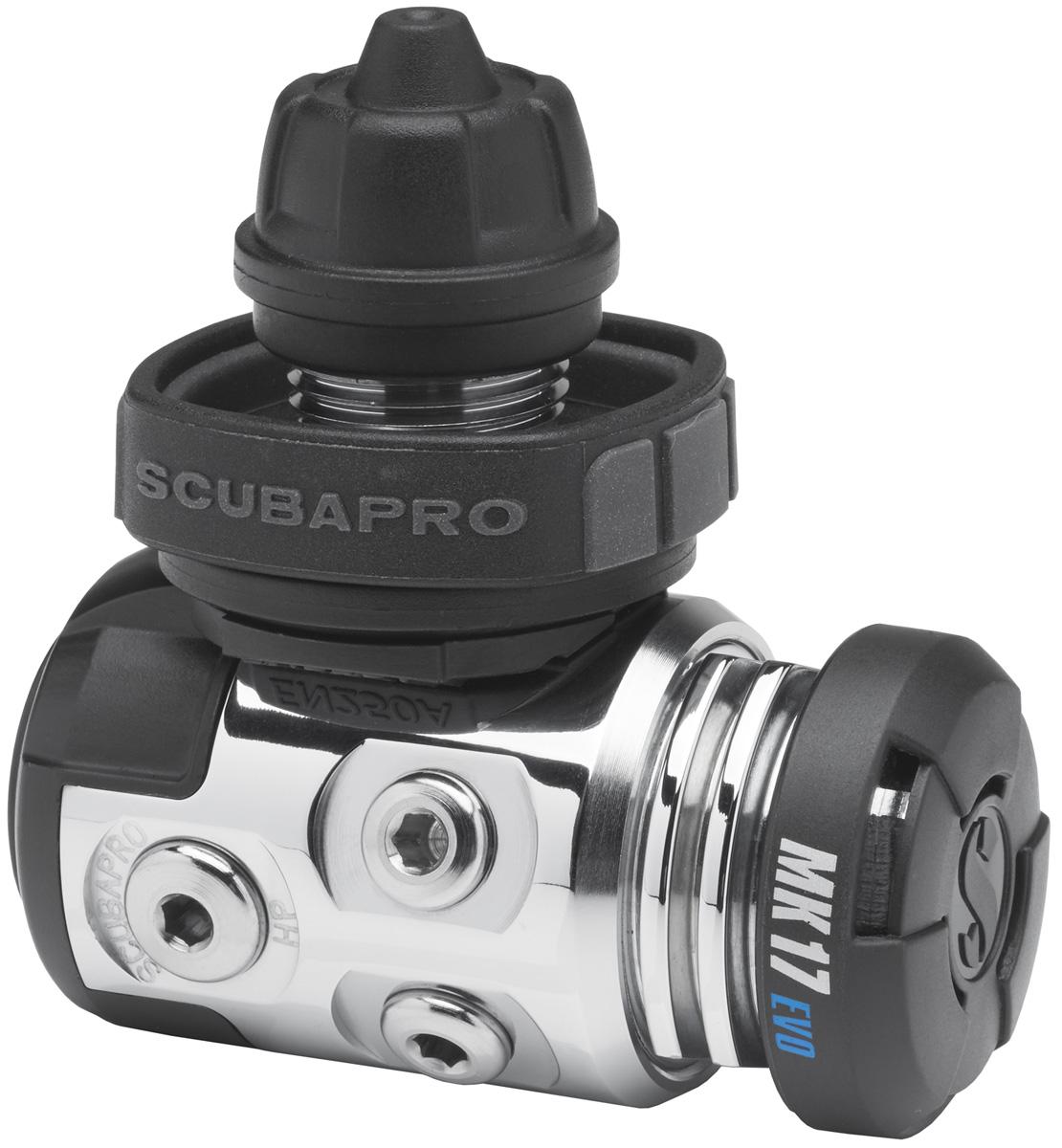 Scubapro MK17 mit A700 und R195 Octo