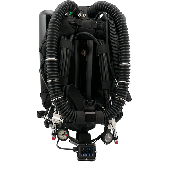 SF-2 Rebreather Backmount Ready to dive