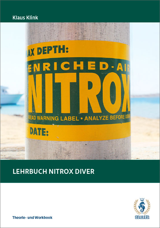 s.u.b. Lehrbuch Nitrox Diver