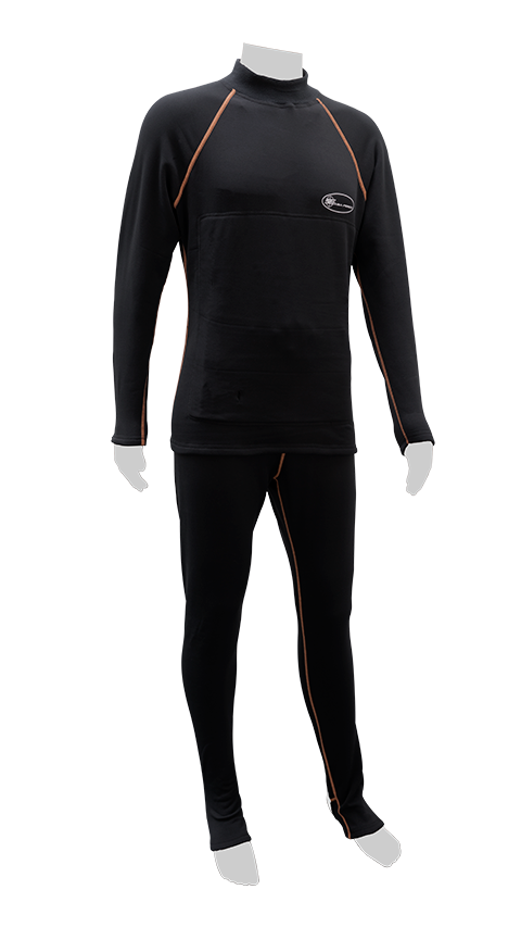 Scubaforce X-Heat-Suit inkl. Heating pad
