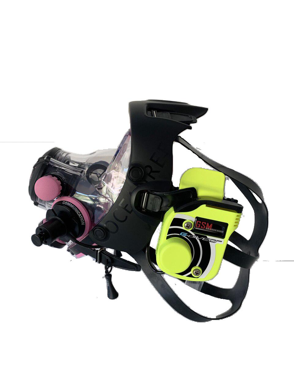 Ocean Reef G.Divers Vollgesichtsmaske KIT