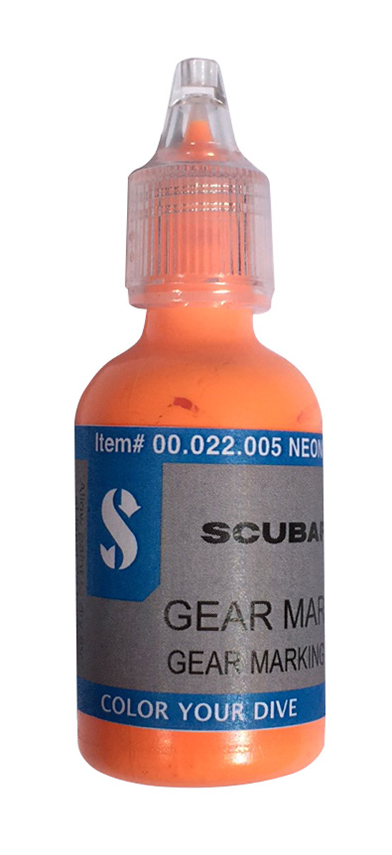 Scubapro Gearmarker