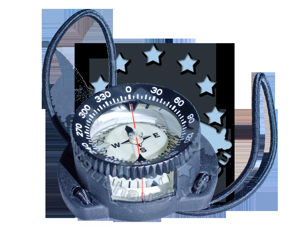 DIR ZONE Kompass mit Bungeemount Pro Version
