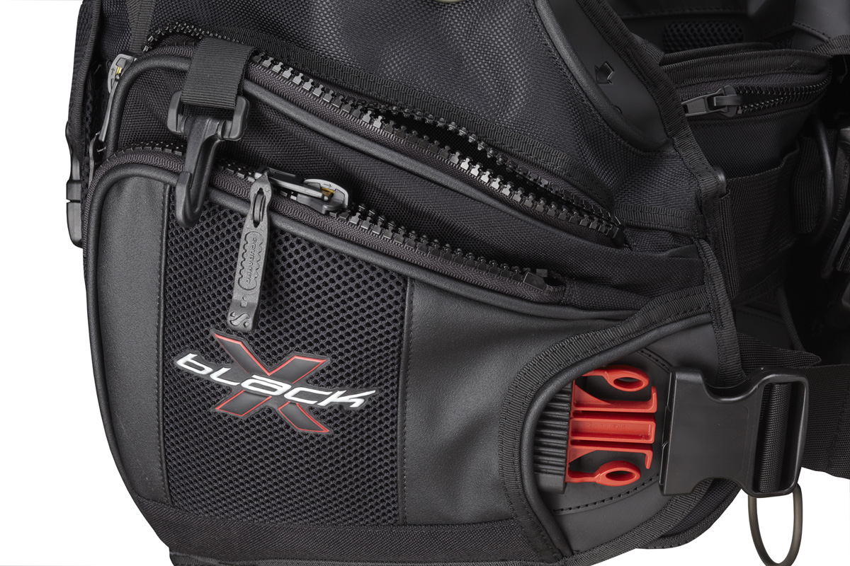 Scubapro Jacket X-Black