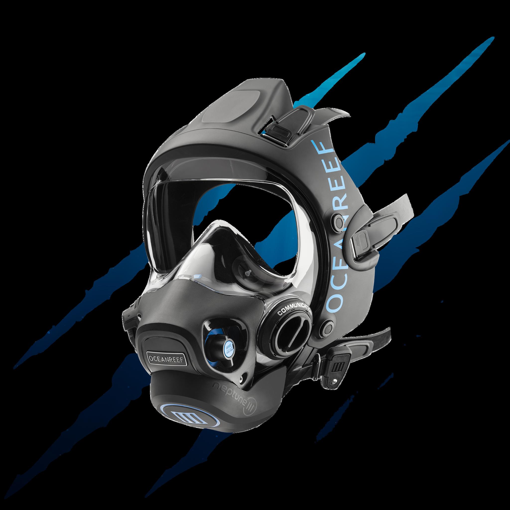 Ocean Reef Neptune III Vollgesichtsmaske