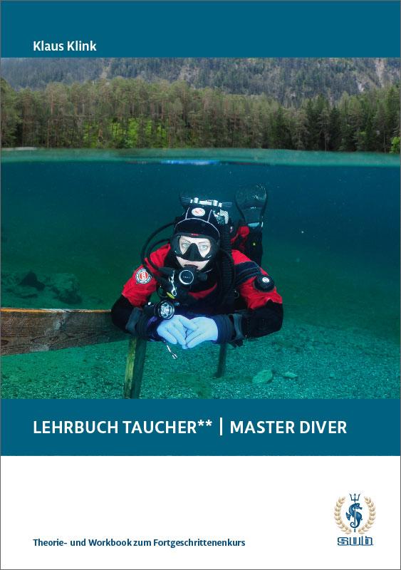 s.u.b. Lehrbuch CMAS** Master Diver
