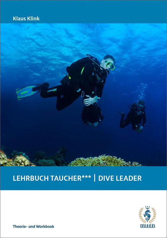 s.u.b. Lehrbuch CMAS*** Dive Leader