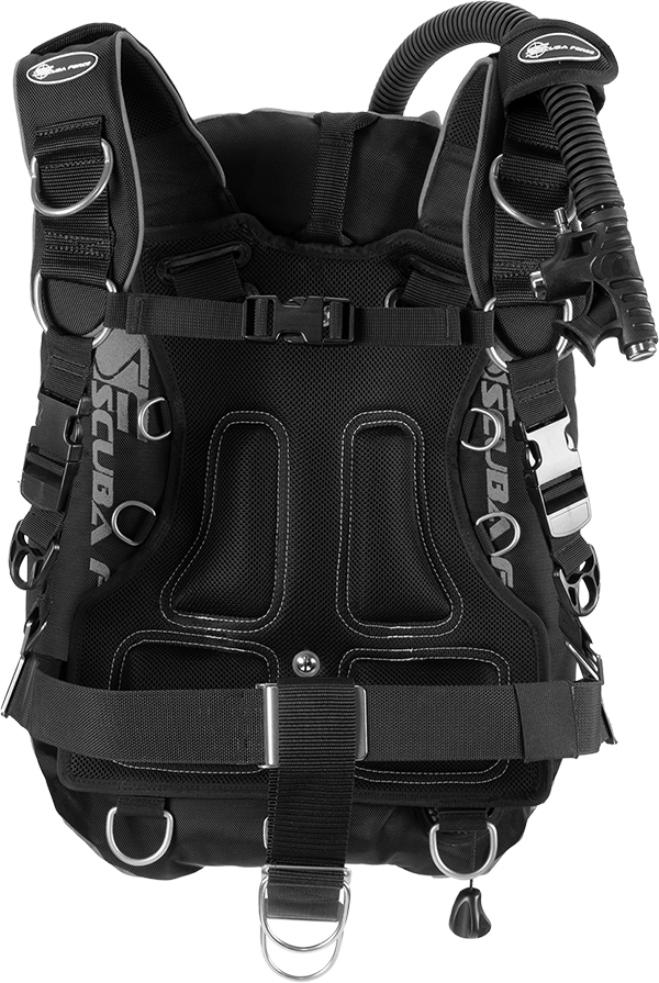 Scubaforce Black Devil Comfort Set