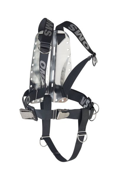 OMS SmartStream Harness mit Backplate