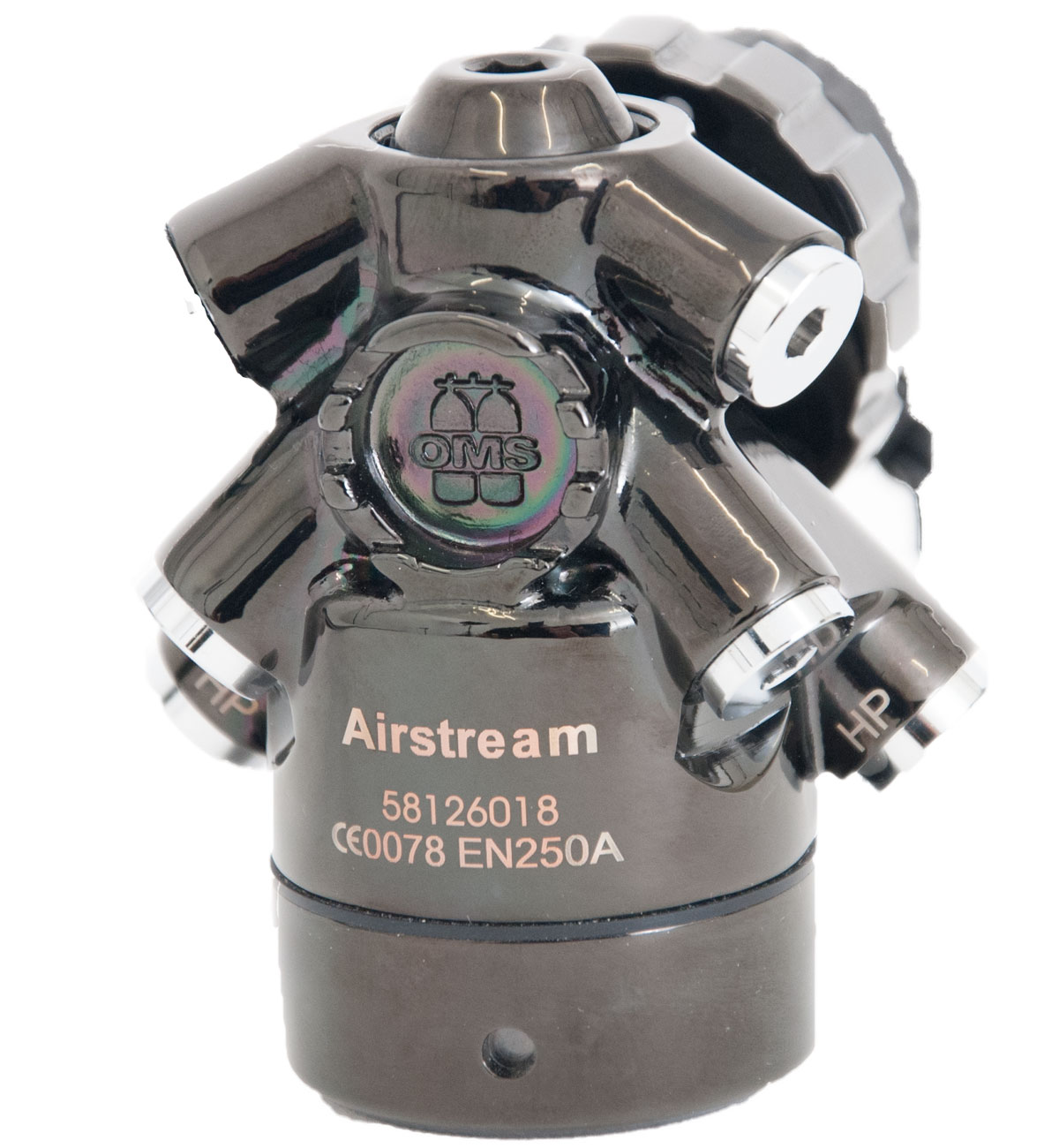 OMS Airstream 1.Stufe