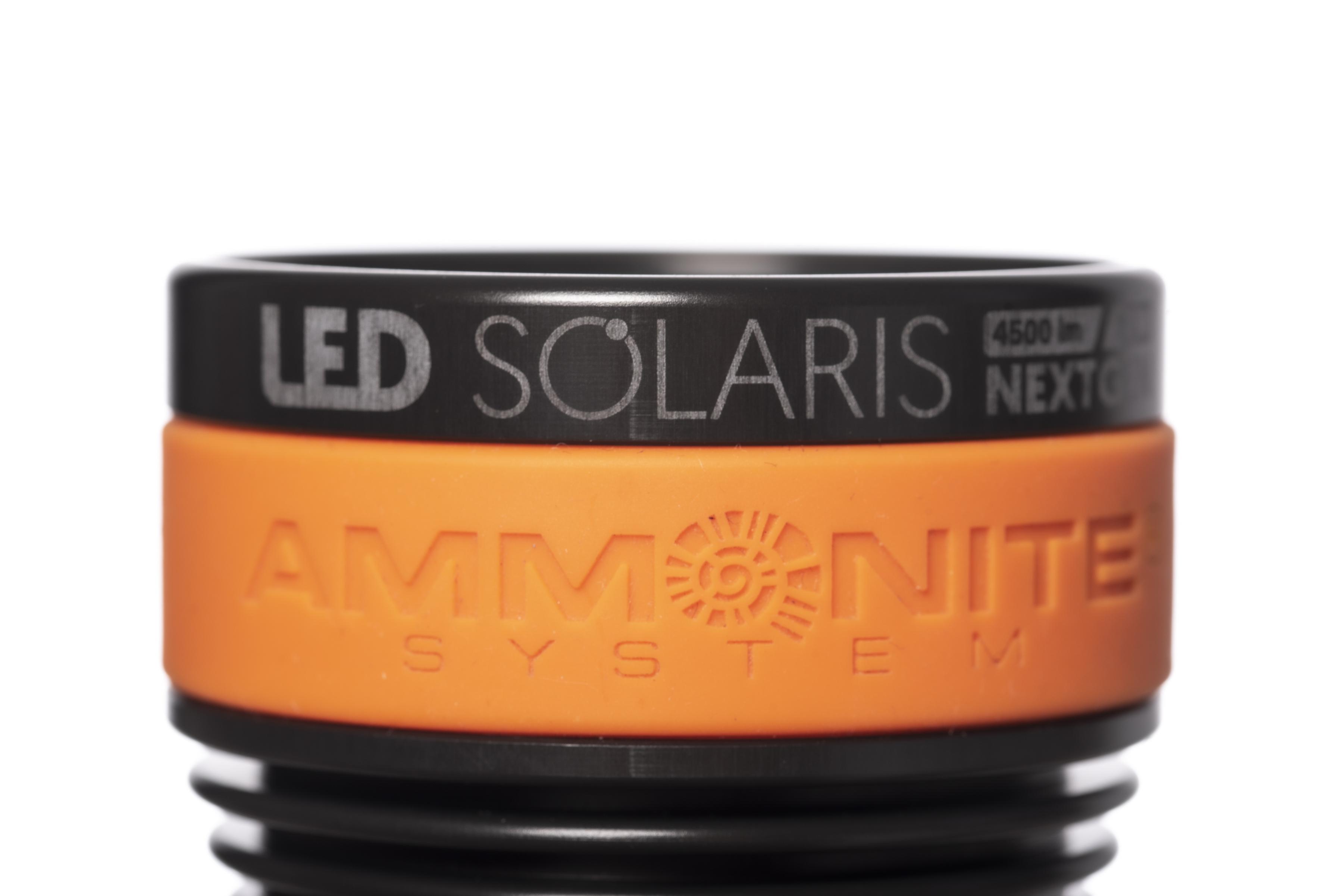 Ammonite LED Solaris NextGen Lampenkopf
