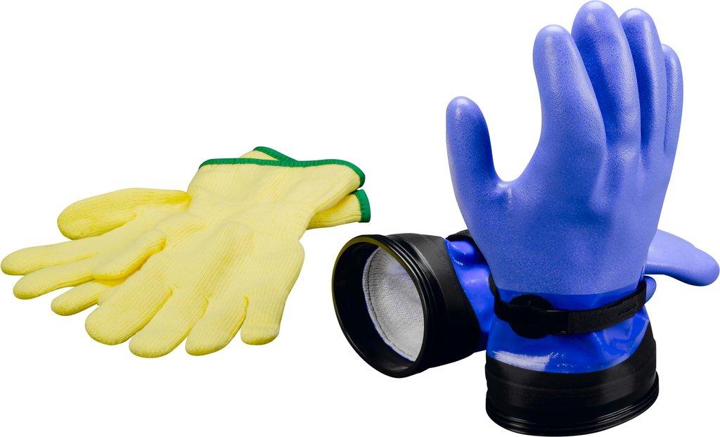 DUI ZIP Gloves Heavy-Duty