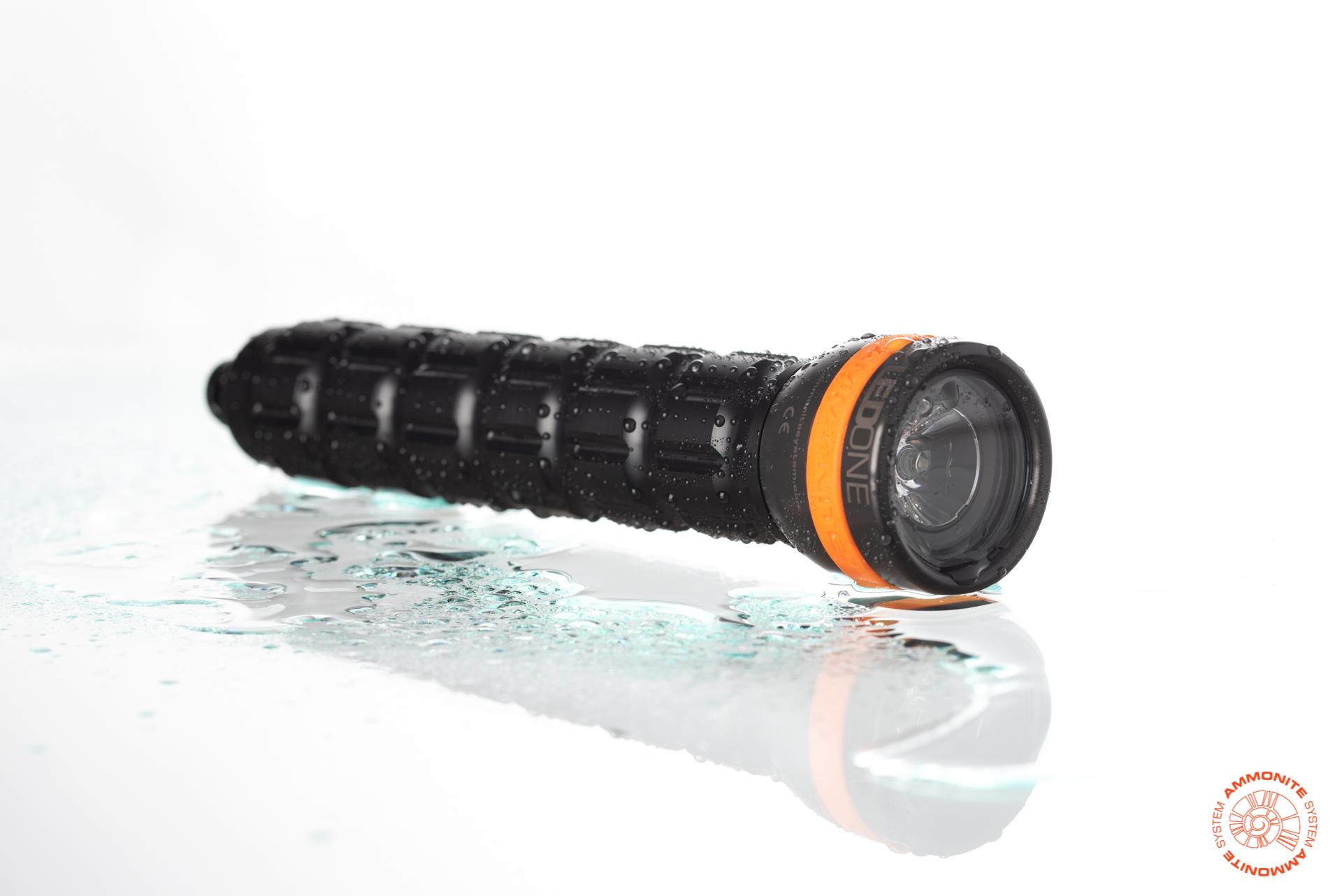Ammonite LED One Handlampe