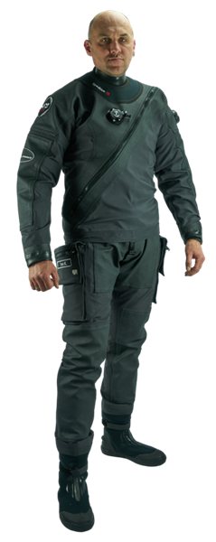 Scubaforce Xpedition SE Trockentauchanzug