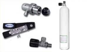 Argon Komplett-Set 3 Liter