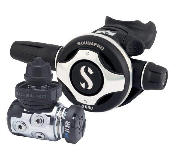 Scubapro MK17 EVO mit S600