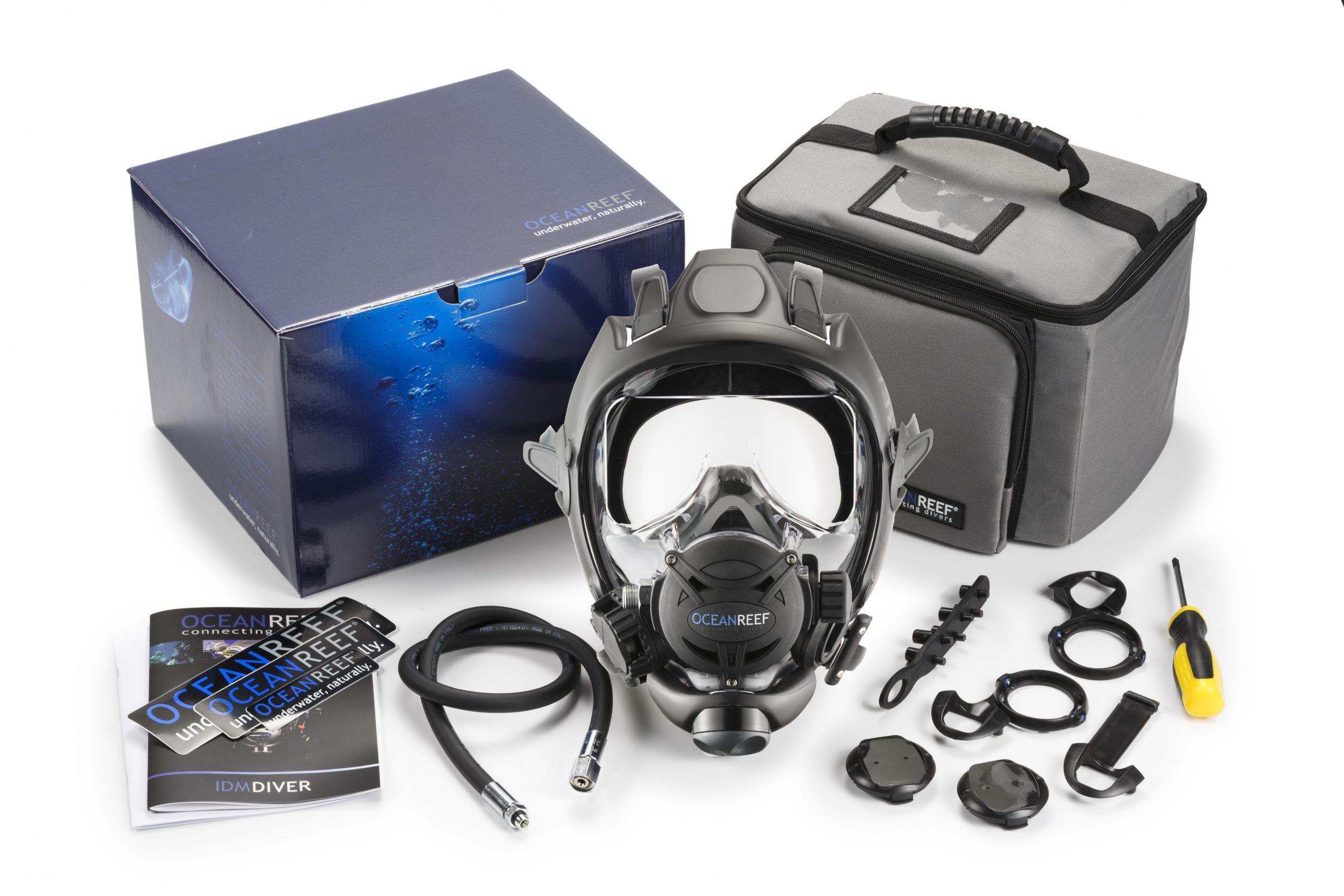 Ocean Reef Space Extender Vollgesichtsmaske